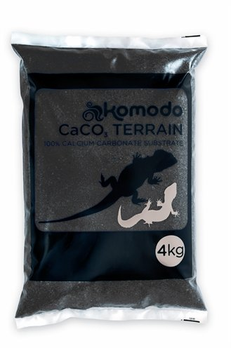 Komodo caco zand zwart