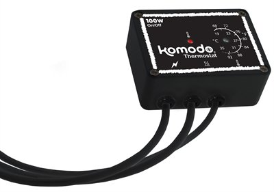 Komodo thermostaat euro plug
