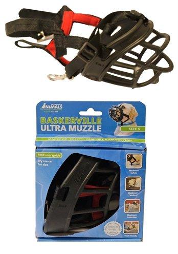Baskerville ultra muzzle muilkorf