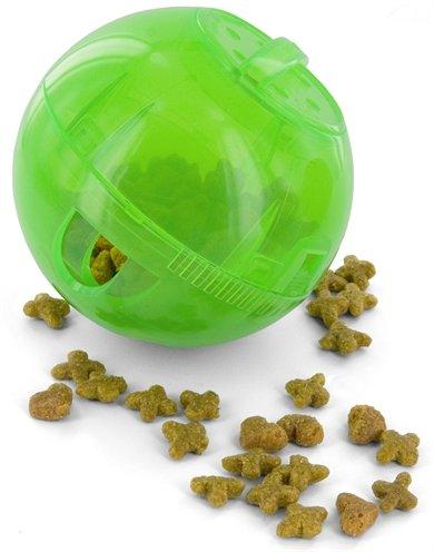 Petsafe slimcat voerbal groen