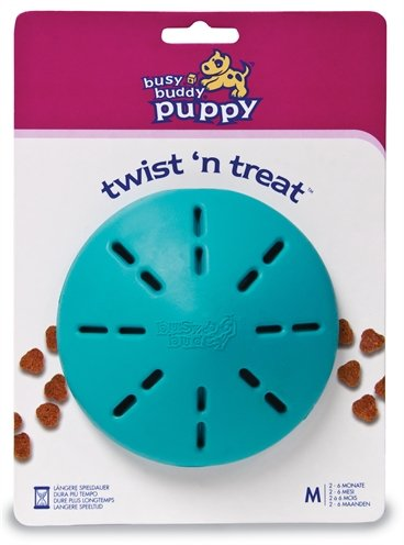 Premier busy buddy puppy twist 'n treat