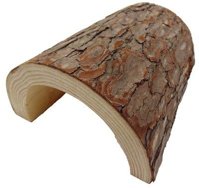 Komodo houten schuilhut