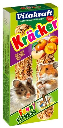 Vitakraft hamster kracker fruit