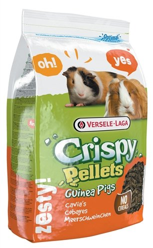 Prestige crispy pellets cavia