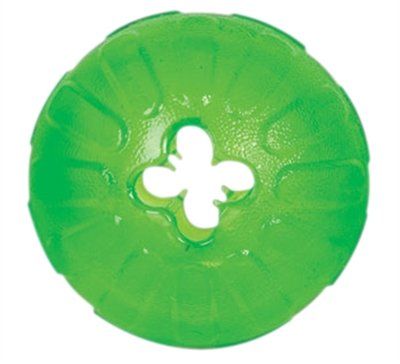 Starmark voerbal treat dispensing chew ball