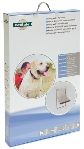 Petsafe hondenluik tot 100 kg aluminium