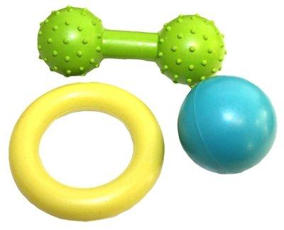 Little rascals 3st rubber multipack