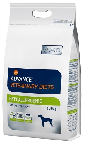 Advance hond veterinary diet hypo allergenic