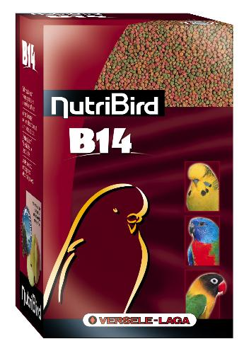 Nutribird b14 onderhoudsvoeder