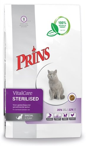 Prins cat vital care adult sterilised