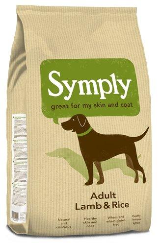 Symply adult lam/rijst