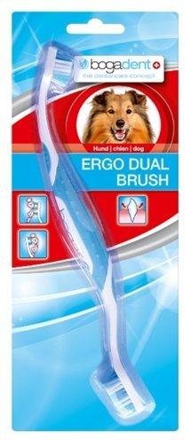 Bogadent ergonomische duo tandenborstel