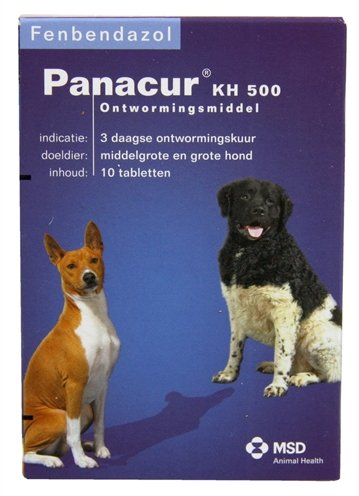 Panacure hond/kat